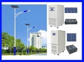 Bataryalı Solar Sokak Lambası